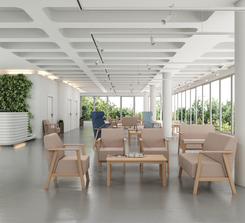 Hospital y geriátrico