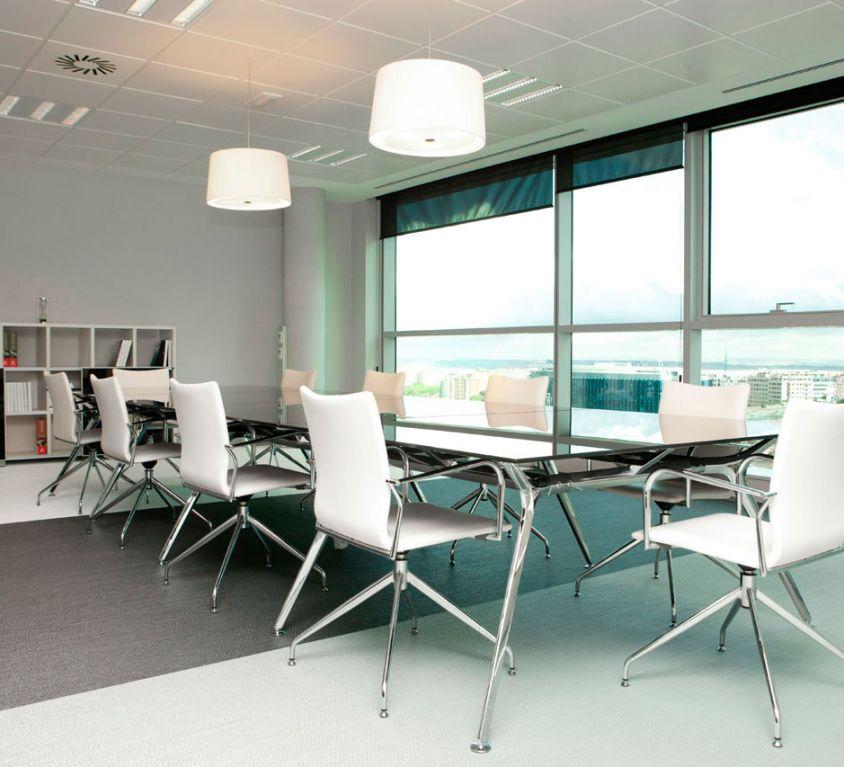Mobiliario reuniones